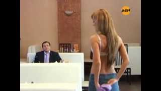 Repeat youtube video Naked and Funny: settling on an account in a restaurant a strip show