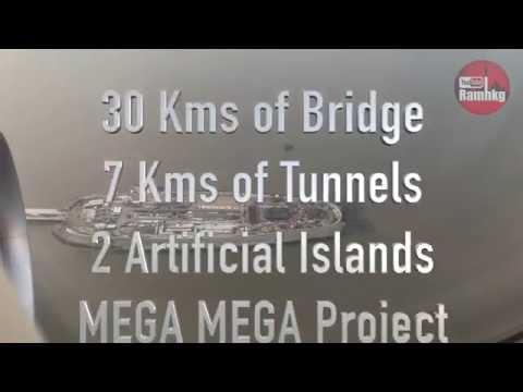 Hong Kong Macau Zhuhai Bridge - Pearl River Delta Game Changer