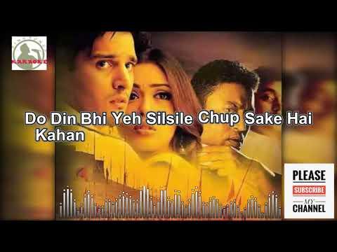 Aankhen Bhi Hoti Hai Dil Ki Zubaan Karaoke Song for male singers With Lyrics
