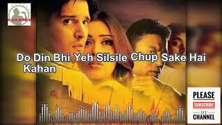 Aankhen Bhi Hoti Hai Dil Ki Zubaan Karaoke Song for male singers With Lyrics