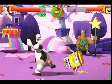 Nick   Jingle Brawl   Arcade   Episode 9 : Cold Dead ...  Jingle Brawl Nicktoons