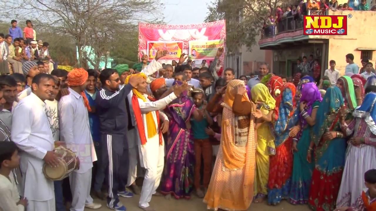 Dehati Haryanvi Holi Rasiya 2017 # Kundaa Holi Super Hit Holi Song # NDJ Music