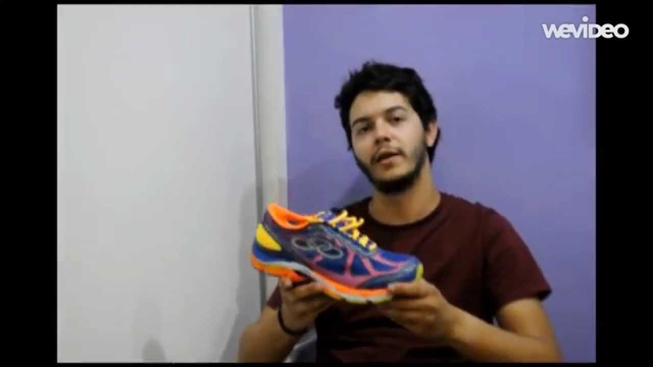 bf8f4756d1e TÊNIS OLYMPIKUS SKIN CHANGE - LANÇAMENTO PARA CORRIDA - YouTube