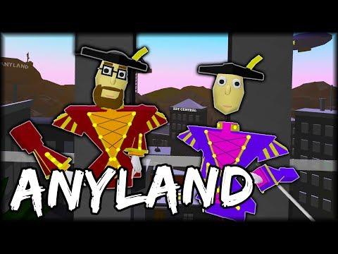 Anyland Explorers (Anyland VR)
