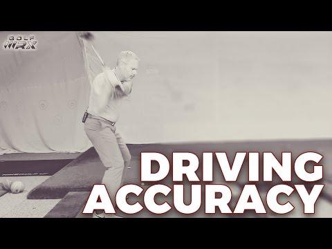 DRIVING ACCURACY | Wisdom in Golf | Golf WRX