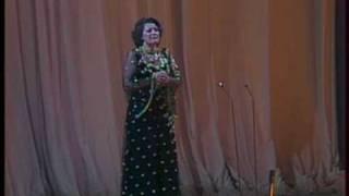 Elena Obraztsova - Lyubasha's Aria from Tsar's Bride by Rimsky-Korsakov