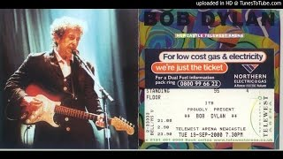 B. Dylan - Country Pie (Telewest Arena, 9/19/00)