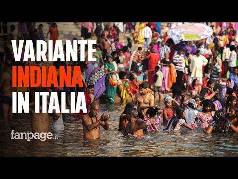 Variante indiana in Italia, padre e figlia tornano in Veneto dopo il bagno nel Gange