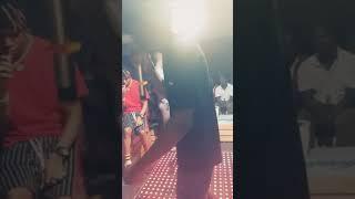 Lova Vanie casse tête  sur cabane des stars avec l'énorme soutien du safking Safarel Obiang