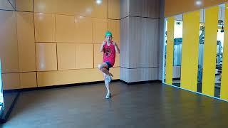 Wonder Girls - Nobody - tập nhảy chậm - cùng Ethan