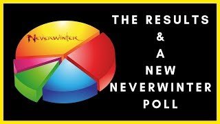The Neverwinter Poll Results & A New Poll I Want Your Vote On Please