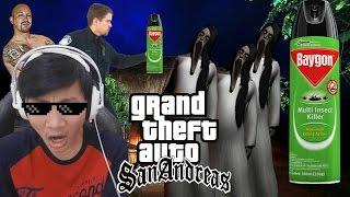 OBAT PENGUSIR KUNTILANAK??? - GTA Extreme San Andreas (DYOM #134)