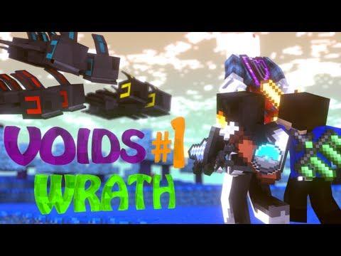 Minecraft Voids Wrath: Part 1 - A New Beginning!