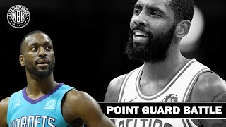 Lebron James recruiting Kyrie Irving | Kemba Walker All-NBA Third Team | Barrett compared to Harden
