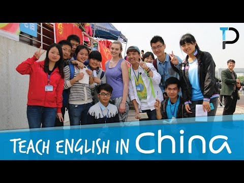 Get paid to teach English