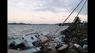Nouvelle-Calédonie : les habitants découvrent les dégâts après le passage du cyclone