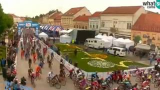Tour of Croatia 18. 4. 2017.  Koprivnica