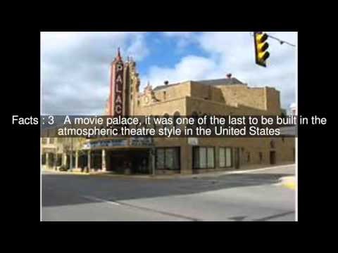 Palace Theatre (Marion, Ohio) Top  #9 Facts