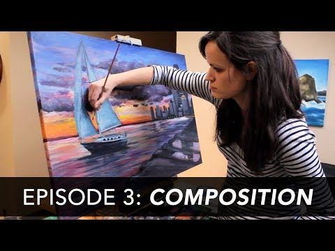 Creative Adventures Episode 3: COMPOSITION