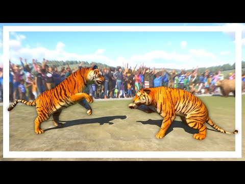 I Built The World's Most Dangerous Petting Zoo In Planet Zoo