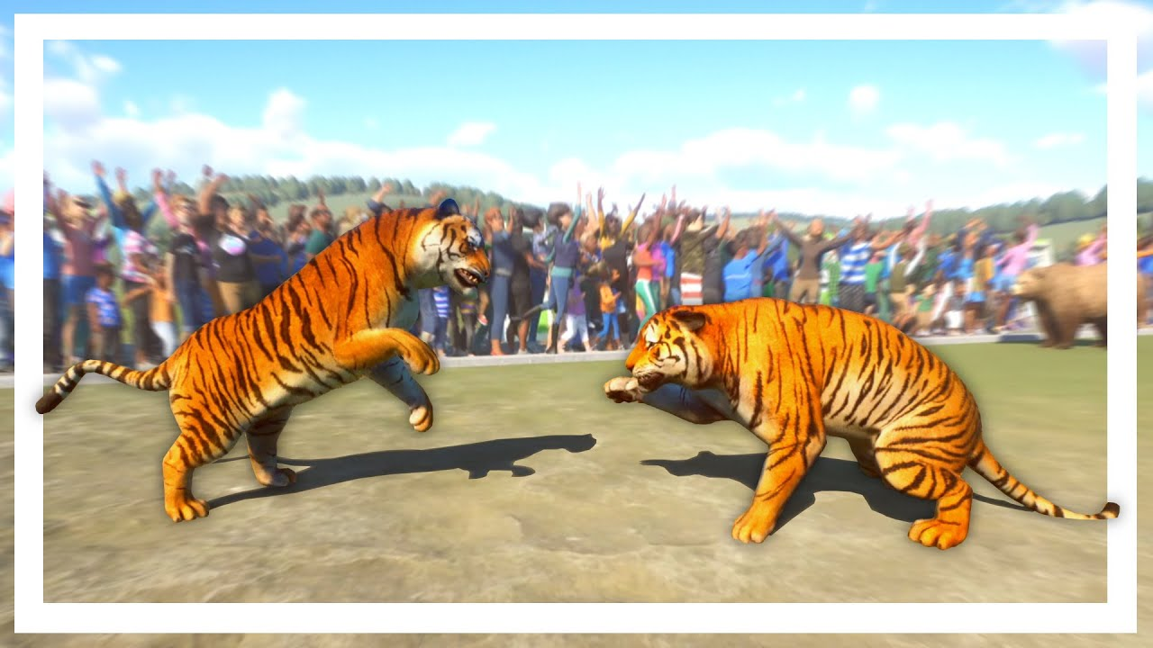 Download I Built The World's Most Dangerous Petting Zoo in Planet Zoo