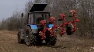 Geschichte von Belarus Traktor Teil 2