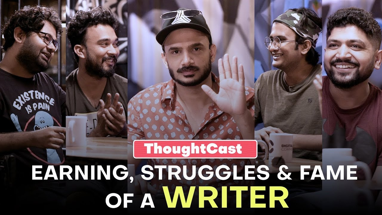 Download ThoughtCast Episode 1 Ft. Shivankit Parihar | Writing For Web, TV & Film | Digital Commentary