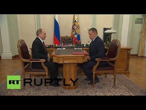 Russia: Putin okays land give-away in country's Far-Eastern districts