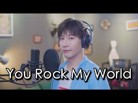 Michael Jackson - You Rock My World ( cover by MrYang )