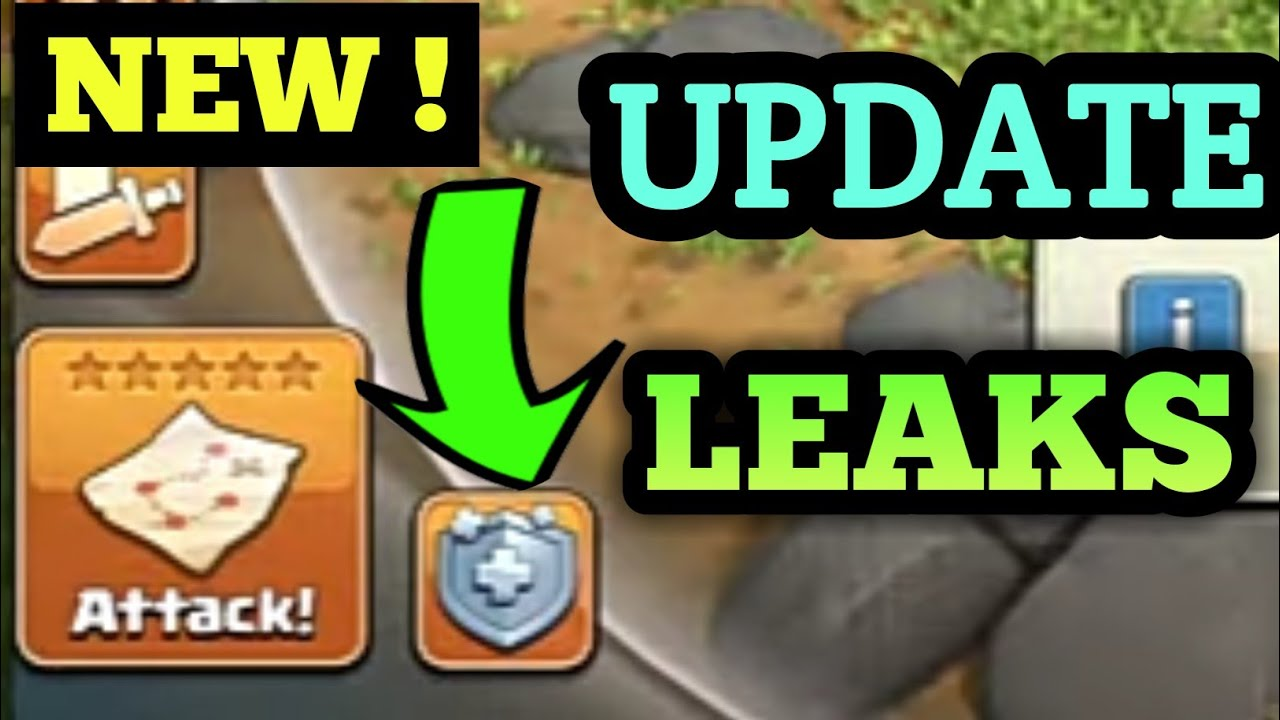 5 28 MB] COC NEXT UPDATE LEAKS -- COC SPRING UPDATE 2019