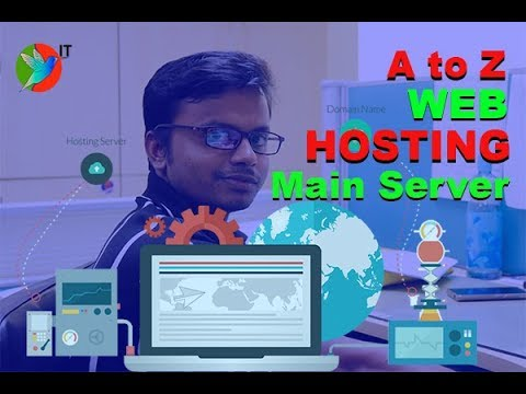 Web hosting tutorial for beginners 2018