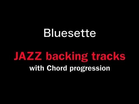 【 Bluesette 】 Jazz Play along/ BLUESETTE/ by 山崎翔