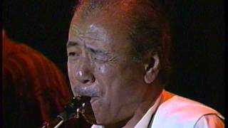 "Sadao Watanabe""Earth Step"" from Club Jam 93"