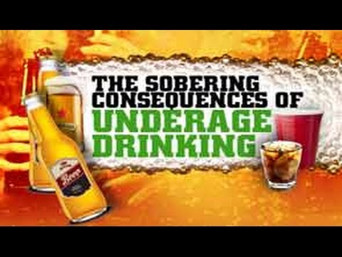 The Sobering Consequences of Underage Drinking