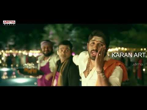 DJ Duvvada Jagannadham Hindi Dubbed Song Only On Karan Art