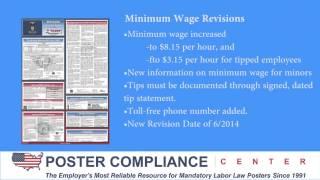 Michigan Labor Law Poster Update 7/14