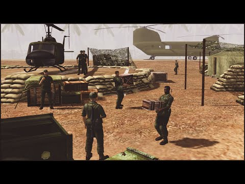 FORWARD OPERATING BASE - Vietnam War: 1965-1975 Mod Gameplay