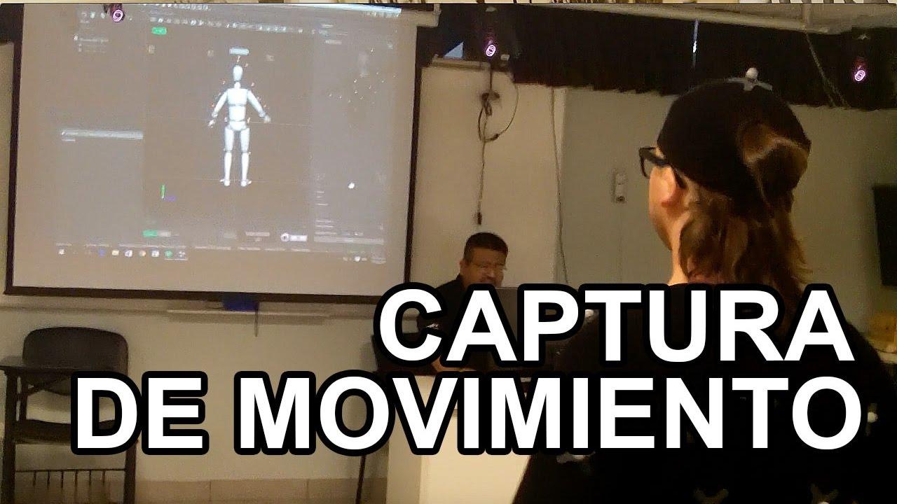 Download Laboratorio de captura de movimiento | Cibertec 2017