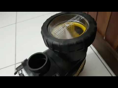 Detalhes do motor de piscina jacuzzi 5 am de 1 2 cv youtube for Motor piscina 0 5 cv