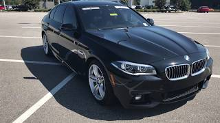 2015 BMW 535I CERTIFIED PRE-OWNED / WALKAROUND / mp2236 / BMW OF OCALA
