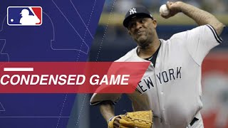 Condensed Game: NYY@TB - 9/27/18