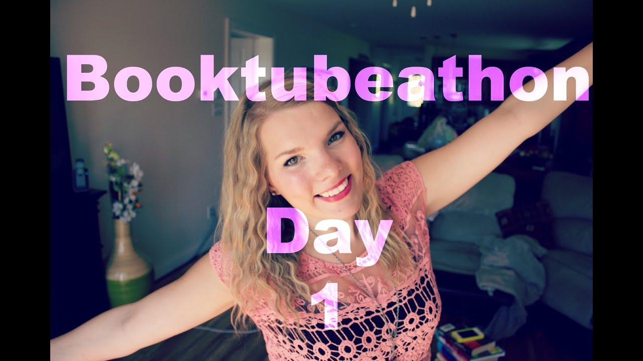#booktubeathon – Don't Shush Me!