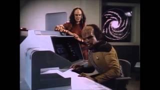 How to snub Klingon babes 101