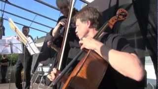 hardanger musikkfest oslo strykekvartett på ekspedisjonen