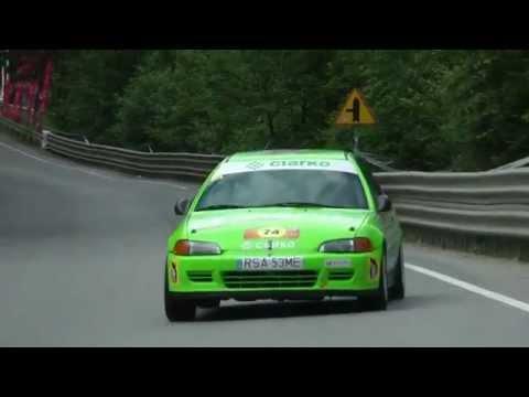 Honda Civic EG B16A2 Power Slide & DOHC VTEC Sound
