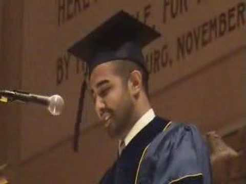 Navin's Law School Graduation Speech
