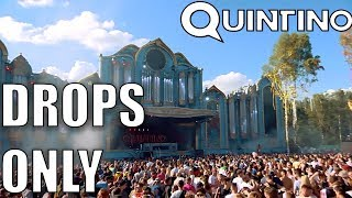 Quintino - Drops Only Tomorrowland 2017