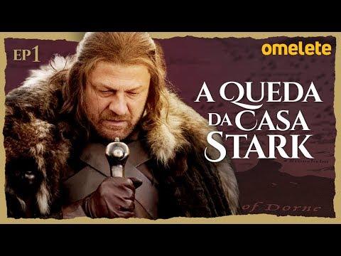 GAME OF THRONES S01: A QUEDA DA CASA STARK
