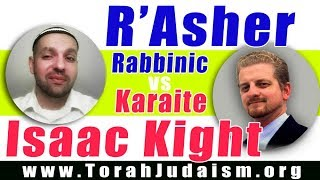 R' Asher Meza vs Isaac Kight