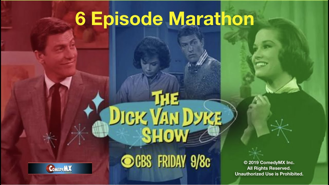 Classic Comedy Channel - The Dick Van Dyke Show Compilation